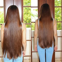 niv_before (Haarfert) Tags: longhair shorthair haircut longtoshort ponytail brunette hairstyle shave headshave makeover bald braid bun rapunzel chop pigtail