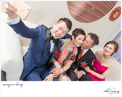 wedding - monique n danny (kuicheung) Tags: wedding bigday marriage event snap people bride groom bridesmaids groomsmen love smile friends family happiness weddingphotography weddingphotojournalist weddinggown realwedding hongkong canon 婚禮攝影 婚紗 婚宴 新人 新娘 新郎 接新娘 玩新郎 大日子 出門 囍 龍鳳褂 龍鳳鈪