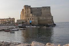 Castel Nuovo Naples Italy (mayekarulhas) Tags: