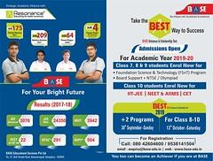base exam (cherin.j) Tags: base class 8 class9 class10 iit jee