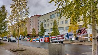 20.9.2018 Torstai Thursday Kemi Lapland Finland