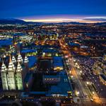 Sunsets on Salt Lake City thumbnail