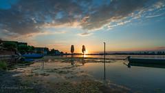 sunset Untersee Ermatingen TG 2.)1807-129 (dironzafrancesco) Tags: sonyilce7r2 haida clouds ndfilter wasser lightroomcc sky sony natur sonyfe1635mmf4zaoss ermatingen thurgau schweiz ch
