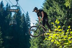 MTB-46 (Diving Pete) Tags: bicycle chatel france frenchalps intobeyondphotography location mtb mountainbike prelajoux rebouljamatchatelmtbbikepark shows