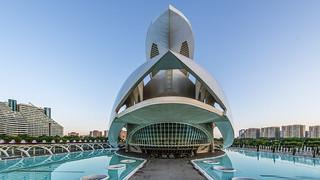 Incredible architecture - Valencia