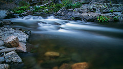Stream with water in motion (Middle aged Nikonite) Tags: california southforksilvercreek nikon d750 stream river creek water long exposure nature outdoor landscape flowing rocks