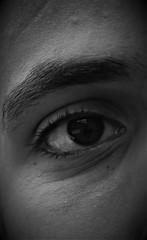 Rabiea Dark eyes