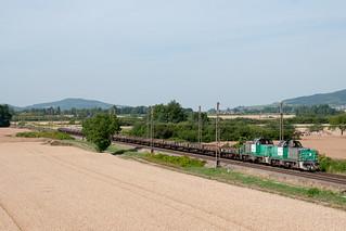 Train n° 98376 à Meursault