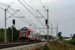 SA123-002 (Łukasz Draheim) Tags: polska poland pociąg pkp kolej nikon d5200 bydgoszcz landscapes landscape scenerie scenery cargo train transport railway railroad rail