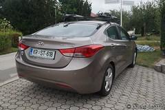 Hyundai Elantra (NielsdeWit) Tags: nielsdewit car vehicle slovenia slovenija slovenië bled hyundai elantra slo