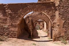 2018-4601 (storvandre) Tags: morocco marocco africa trip storvandre telouet city ruins historic history casbah ksar ounila kasbah tichka pass valley landscape