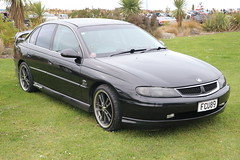 FCU  89 (ambodavenz) Tags: holden commodore calais vx v8 car timaru southcanterbury newzealand