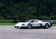 MC12 (Romain Lapeyre Photography) Tags: maserati maseratimc12 mc12 supercar sportcar limitededition nikon romainlapeyrephotography v12