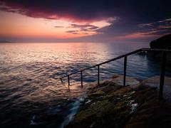 _1122455 (Pekko Ahlsten) Tags: dublin ireland dunlaoghaire fortyfoot landscape seascape gh5 panasonic lumix sunrise sea travel morning beautiful light beach