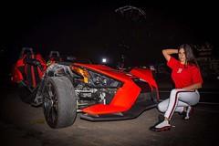 MOTORSPORT (mmollame18) Tags: car red cambridge ontario motor sport night time ootd wheels streetwear brand