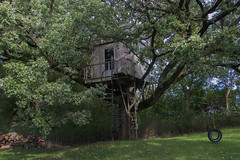 Silence (Theresa Best) Tags: photography tree treehouse illinois mchenrycounty woodstock house home fort canon canon760d canont6s canon8000d theresabest tire swing tireswing summer nature travel wanderlust adventure outside outdoors silence escape fmspad littlemomentsapp fmssilence