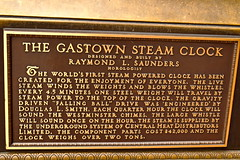 Gastown (AndyRees1) Tags: vancouver parks totempoles statues steamclock clock engineering steampowered britishcolumbia canada 124