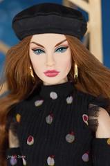 French Girl (Jordan Stn) Tags: integritytoys fashionroyalty fashionphotography fashiondollphotography rayna dollcollector dollphotography