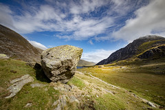 Ready 2 Rock . (AlanHowe :)) Tags: ogwen valley snowdonia wales nisi filters canon5dmk4 alan howe