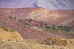 2018-4607 (storvandre) Tags: morocco marocco africa trip storvandre telouet city ruins historic history casbah ksar ounila kasbah tichka pass valley landscape