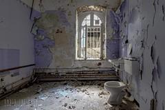 carmel de la réparation- purple cabinet (Under The Dust) Tags: urbex couvent convent carmel abandonne religious