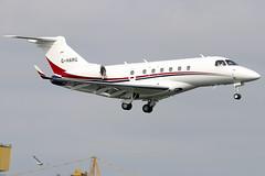 G-HARG (GH@BHD) Tags: gharg embraeremb550legacy500 embraer emb550 legacy legacy500 centrelineaircharter bhd egac belfastcityairport aviation aircraft bizjet corporate