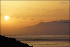 Cabo de Gata (mariadoloresacero) Tags: rocks rocher rocas montagnes mountains montañas beach mer mar sole sun sol ocaso anochecer crepúsculo couche soleil sunset cabo de gata almería espagne spain españa