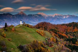 Jamnik Autumn