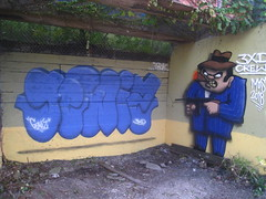 GEWIZ (Billy Danze.) Tags: chicago graffiti meeting styles mos gewiz 3xd old school