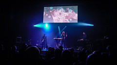Jane Weaver @  Manchester Ritz 30.11.17 (eskayfoto) Tags: panasonic lumix lx3 gig music concert live band stage tour manchester lightroom manchesterritz ritz theritz janeweaver jane weaver p1640792editlr p1640792