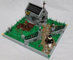 Amos Lachlan (spud_the_viking) Tags: guilds historica eurobricks lego custom moc church kirk medieval