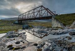 Kolgrima_DSC8235 (Jokull) Tags: iceland photography phototour photoguide landscape landscapephotographyiceland bridge reflection