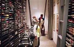 Again Just a Bookstore (nima.mojiz) Tags: film nikonf100 nikon filmphotography agfa400 agfavista400 agfavista tehran iran