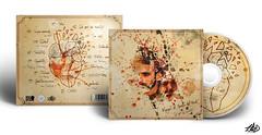 Sé Qué Se Siente - CD Artwork (Ziro Pictures INK) Tags: artwork music rap hiphop música diseñográfico graphicdesign ziropicturesink zaragoza cd lettering séquésesiente morgan gordodelfunk