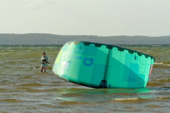Kite surf in Mayotte 4/10 (Zygonyx) Tags: pentax k1 dfa150450mm dxo photolab sanguinet landes atlantique