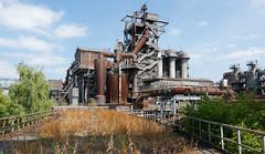 Hochofen (frankdorgathen) Tags: sony sonyrx10m3 sonyrx10iii sommer summer industry industrie ruhrpott ruhrgebiet duisburg landschaftsparknord