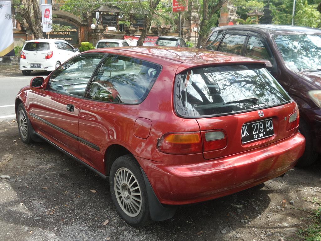 990 Gambar Mobil Civic Estilo Modifikasi Gratis