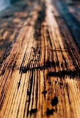 Almost 400 year old wood (mkk707) Tags: film meinfilmlab analog wwwmeinfilmlabde leicar7 leicasummiluxr50mm2ndmodel11776 kodakportra800 itsaleica vintagelens vintagefilmcamera alpbach macro bokeh