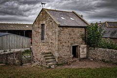 The Old Chicken Coop (jor5472) Tags: landscape visitengland visituk visitbritain picturesque old nikon coop chickens farm scenic scenery flickr northumberland hoppenhillfarm nature outdoors outdoor countryside walking stonebuilding summertime summer august agriculturalbuilding rural agriculture