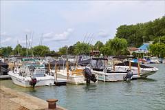 Erieau Marina (Sue90ca OFF & ON...ON HOLIDAYS) Tags: erieau marina boats dock canon 6d