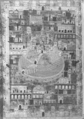 Aleppo_ca1537_by_Matrakci_Nasuh_Istanbul_University_Library_ms_5964 (skaradogan) Tags: matrakçı nasuh ottoman polymath minyatür