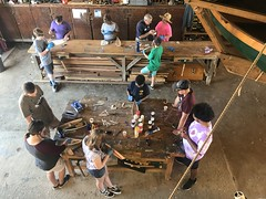 Rising Tide Summer Camp (Chesapeake Bay Maritime Museum Photos) Tags: cbmm stmichaelsmd chesapeakebaymaritimemuseum rising tide
