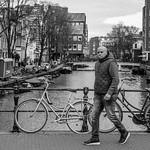 Smoking Bridge  [Amsterdam Atmosphere] (235/365) thumbnail