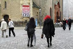 Leipzig, Saxony, Germany (LuciaB) Tags: musicfestivalleipzig saxony germany wavegotiktreffen artfestival gothicrock ebm industrialmusic noise darkwave neofolk neoclassical medievalmusic experimental gothicmetal deathrock punkmusic whitsuntide pentecost goth cybergoth steampunk rivethead subcultures
