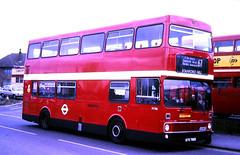 Slide 120-81 (Steve Guess) Tags: cobham surrey england gb uk bus londontransport london buses mcw metrobus m788 kyv788x