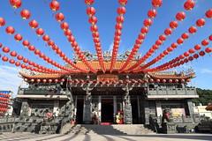 IMG_5381M 臺中市豐原區 鎮清宮 (陳炯垣) Tags: temple landscape sky sunshine