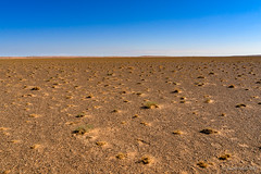 Mongolia in a day - flat and dry (NettyA) Tags: asia mongolia barren clouds desert dry flat landscape sand