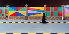Khareef Rainbow Walk (Packing-Light) Tags: middleeast oman omani salalah khareef festival party carnival night attractions people culture festivities celebration monsoon