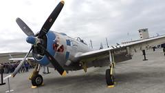 DSCN1586 (bongo_boy2003) Tags: air museum b17 armor tank airplane spitfire bf109