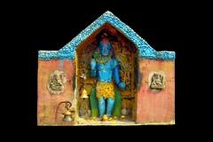 Nepal - Kirtipur - Temple Shrine - Lord Shiva - 65d (asienman) Tags: nepal kirtipur templeshrine asienmanphotography asienmanphotoart lordshiva